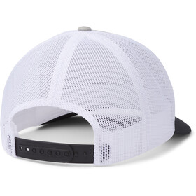 Columbia Mesh Snap Back Cap columbia grey/black/outsider patch